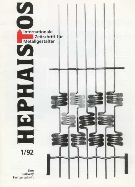 Hephaistos - Ein Mann ist auf Draht