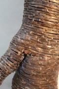 Erste Werkproben für eine 7 Meter große Skulptur aus Bronze