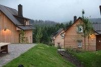 Planung der Aussenbeleuchtung für das neue Torfhaus Harzresort