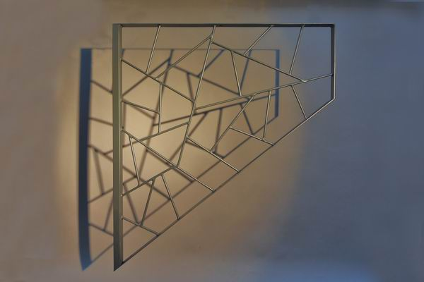 treppen gitter mit schmitzstruktur in einem flacheisenrhamen. Black Bedroom Furniture Sets. Home Design Ideas