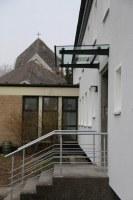 Außen Geländer für das Karmelitinnenkloster in Hannover