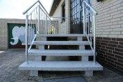 Treppengeländer und Podestgeländer
