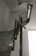 Treppengeländer - Handlauf aus Edelstahl - für Lurch, Preis per lfm