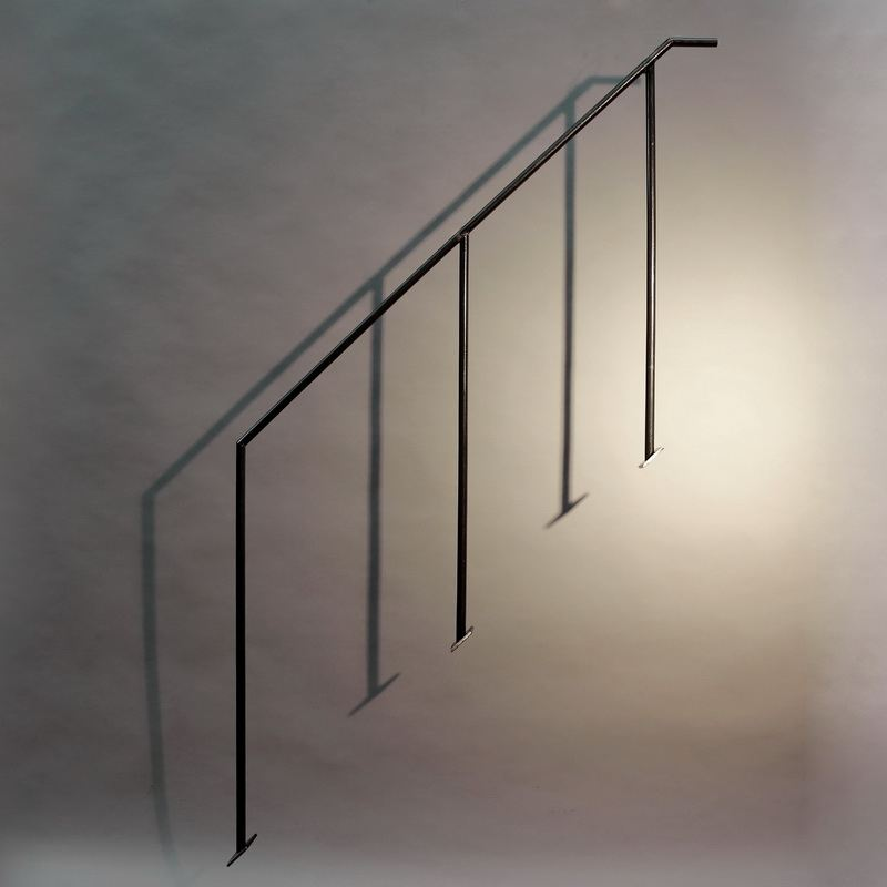 treppengel nder aus 20 mm vollmaterial. Black Bedroom Furniture Sets. Home Design Ideas