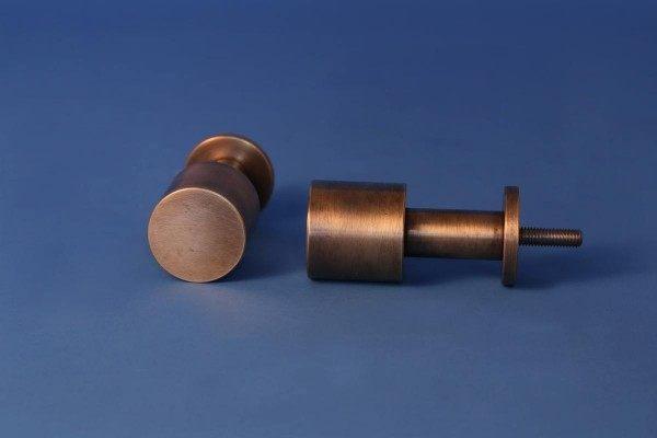 Türknauf aus Bronze