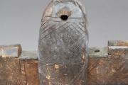 Schloß einer Kornspeichertüre der Dogon aus Mali