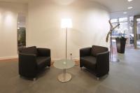 Lobby der Unternehmensgruppe Lüder