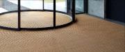 Ein weiteres Beispiel zur Sonderanfertigung der Clean-Rips-Fußmatte