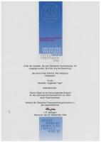 Deutscher Verzinker Preis Feuerverzinken 1993, Anerkennung