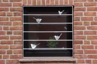 Da bin ich mir sicher: Hier eines unserer schönsten und stabilsten Fenstergitter
