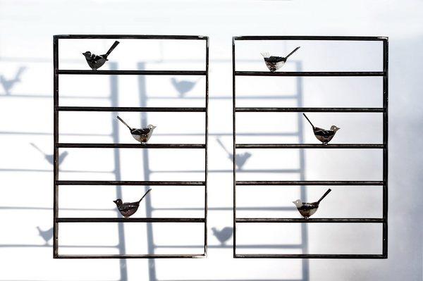 sicherheit ist etwas sch nes neue vogelgitter. Black Bedroom Furniture Sets. Home Design Ideas