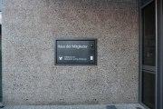 Schild für die Volksbank Hildesheim - Lehrte - Pattensen