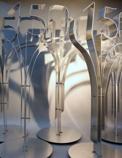 150 Jahre Volksbank Seesen - wir durften 15 große Skulpturen fertigen