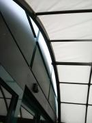 Vordach für die Telekom in Hagen