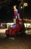 Weihnachts Framo im Winter-Zoo Hannover