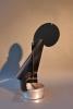 Schornsteinaufsatz mit drehbarem Windabweiser