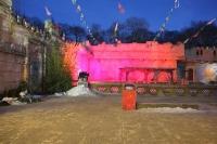 Der Dschungelpalast im Winter-Zoo 2010
