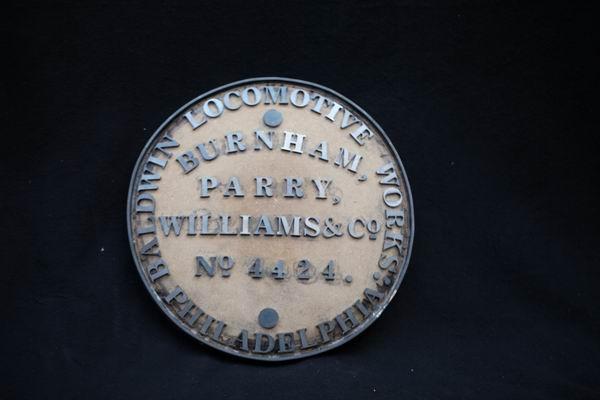 26.4.10 Gussmodell für die frontseitige Bronze Plakette