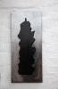 wandhängende Kavernenskulptur für die Socon Sonar Control GmbH