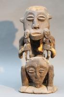 alte afrikanische Skulptur