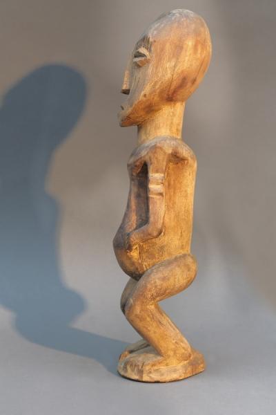 afrikanische Fruchtbarkeits Skulptur