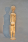fast 1 Meter große, afrikanische Skulptur