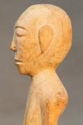 afrikanische Skulptur aus Ghana