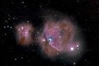 Orion und Running Man am 14.2.18