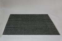 Hochwertige Clean Rips Fußmatte zum bodengeichen Einbau