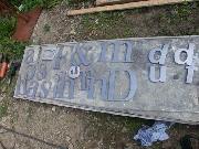 Pylon für Dumrath & Fassnacht: Fertigung der Skulptur