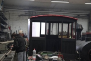 27.01.10 - Das Führerhaus findet zum Fahrgestell