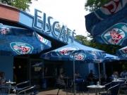 Das ehemalige Nilpferdhaus wird zum Eiscafe
