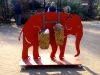 rollbare Tierskulpturen für Tatzi Tatz