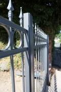 Elektrische Tore für eine historische Villa in Alfeld