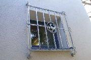 individuell gefertigter Einbruchschutz