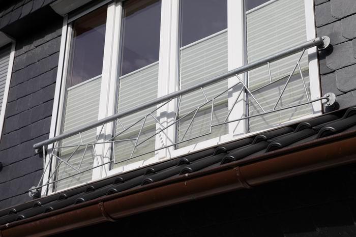 franz sische balkone aus edelstahl. Black Bedroom Furniture Sets. Home Design Ideas