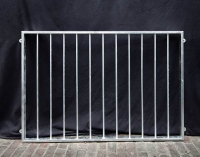 Französischer Balkon - der Klassiker aus verzinktem Stahl. Preis per lfm
