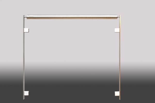 franz sischer balkon aus edelstahl flachmaterial und. Black Bedroom Furniture Sets. Home Design Ideas