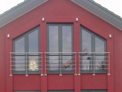franz sischer balkon aus edelstahl preis per laufenden meter. Black Bedroom Furniture Sets. Home Design Ideas