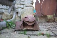 Quaak der II ... Froschige Gartenskulptur