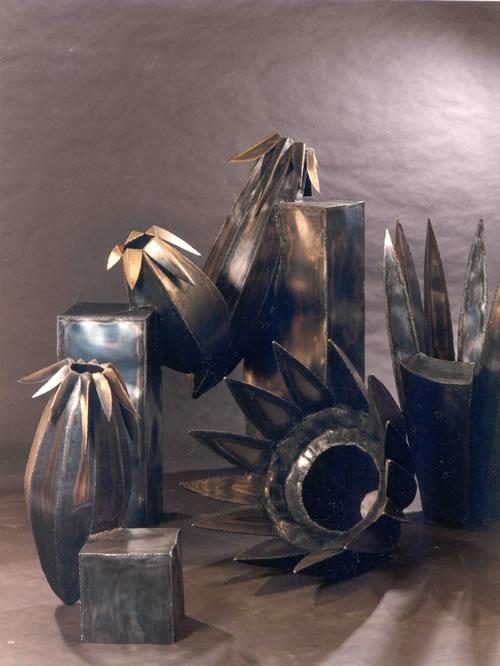gef e aus stahl. Black Bedroom Furniture Sets. Home Design Ideas