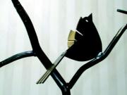 Geländer - Stahl geschmiedet