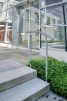 Treppengeländer für das Prof. König Heim in Hildesheim