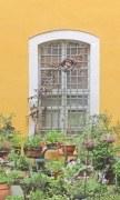 Stabiler Einbruchsschutz, Fenstergitter aus massivem Stahl