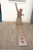 Grabmal aus Tombak