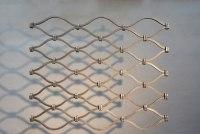 geschmiedetes Gitter 87 x 104 cm