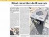 Bericht in der Hildesheimer Allgemeinem vom 1.10.2010