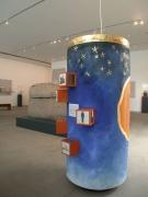 Kid´s Point - Infosäule im Roemer- und Pelizaeus Museum/Hildesheim