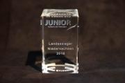 Junior Award 2010 aus gelasertem Glas - Schüler als Manager