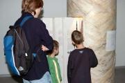 Kid´s Point - interaktive Informationsstele im Roemer- und Pelizaeus Museum/Hildesheim